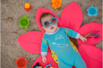 Sun Exposure: How much sun is too much for your baby?