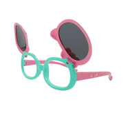 Children Polarized Sunglasses - Pink Kitten