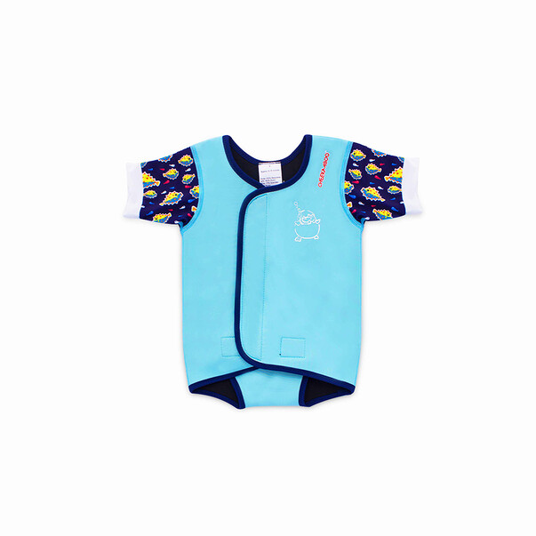 [CLEARANCE DISPLAY UNIT] [Under The Sea] Waterbabes Wrap / Puffer Fish