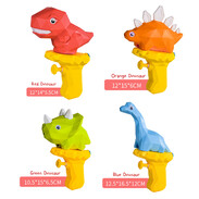 Cute Dino Water Spray Squirting Gun - Blue